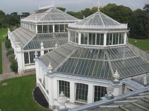 La serre tempérée des Kew Gardens