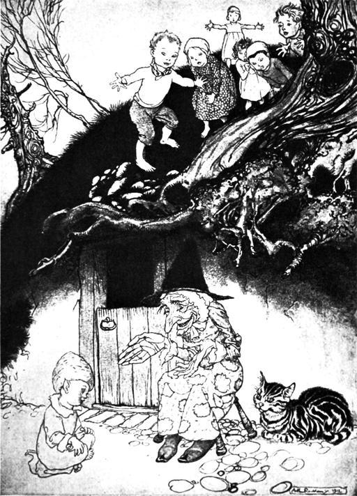 La sorcière du noyer