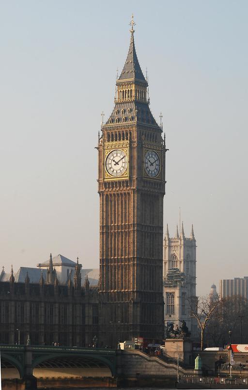 La tour de Big Ben