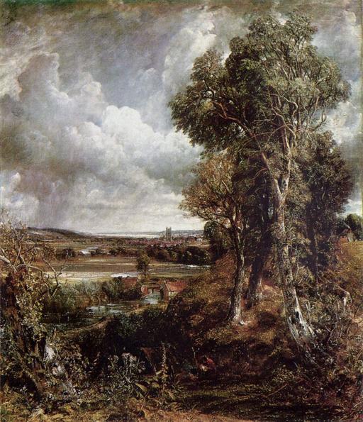 La vallée de Dedham