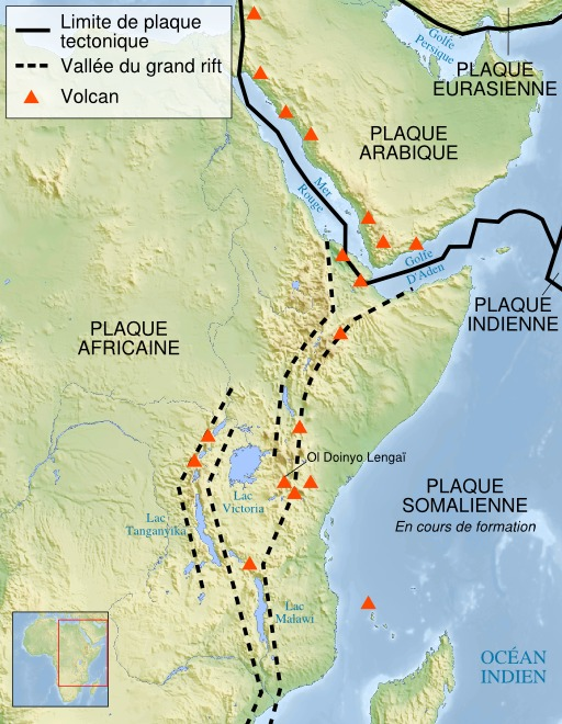 La vallée du Grand Rift