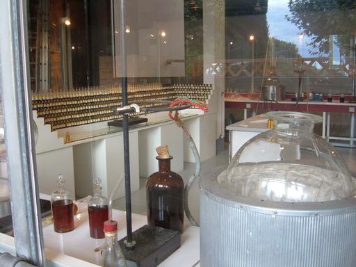 Laboratoire de parfum