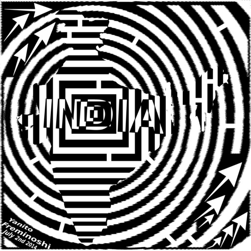 Labyrinthe de l'Inde