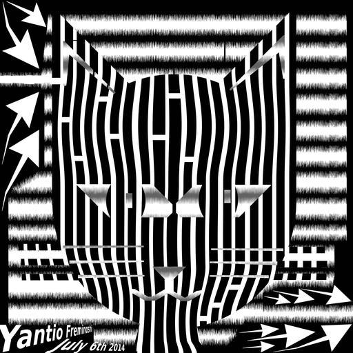 Labyrinthe du chat noir