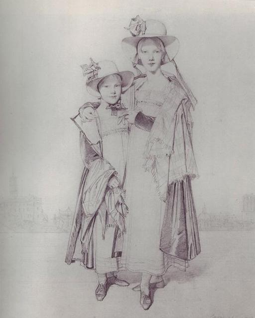 Lady Montagu et sa fille