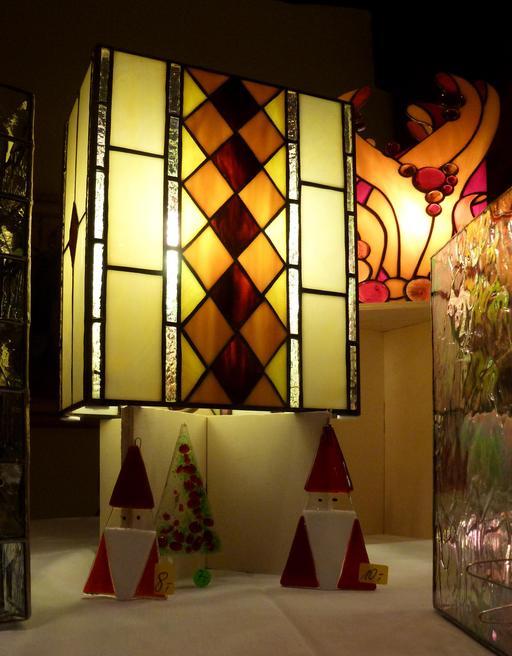 Lampes de table Tiffany