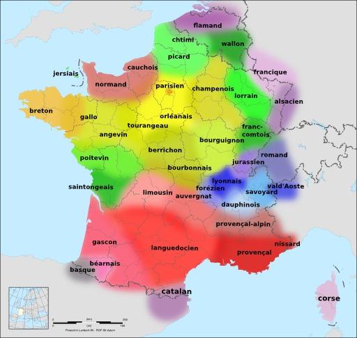 Langues de la France