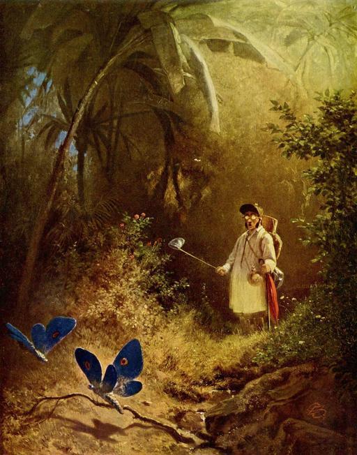 Le botaniste
