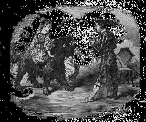 Le briquet d'Andersen : le rêve de la princesse