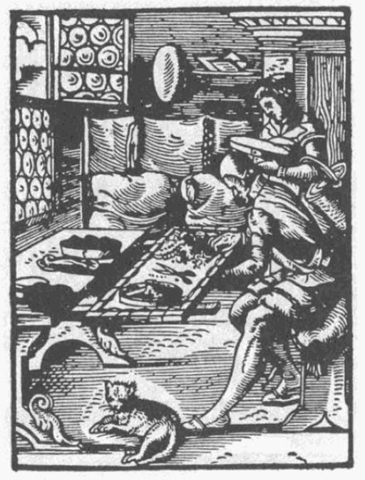 Le brodeur de soie