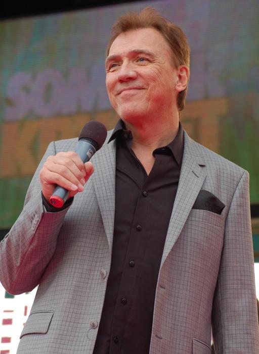 Le chanteur suédois Christer Sjögren