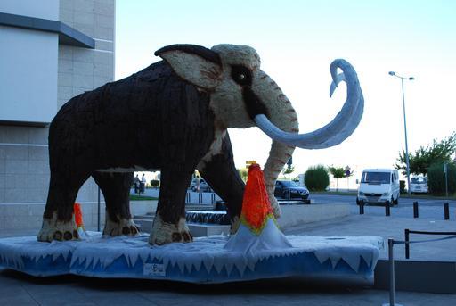 Le char du mammouth