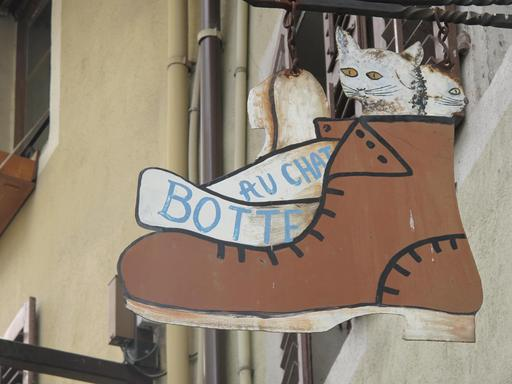 Le chat botté et le cordonnier
