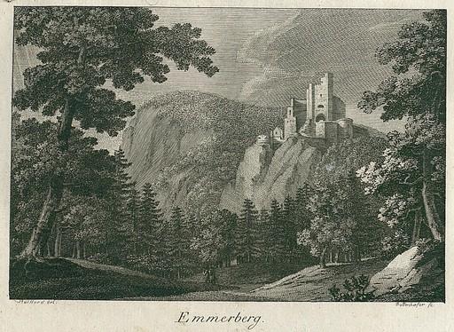 Le château d'Emmerberg