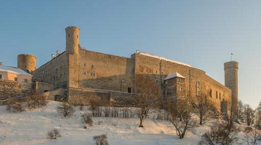 Le château danois en Estonie