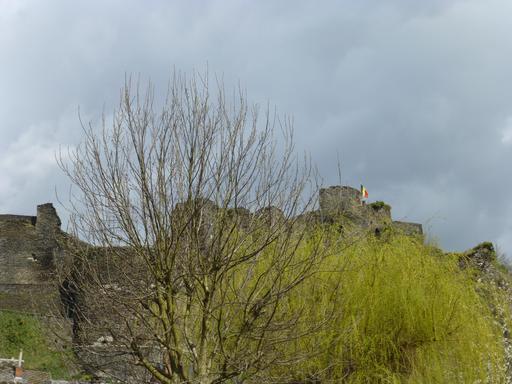 Le château de La Roche-en-Ardenne