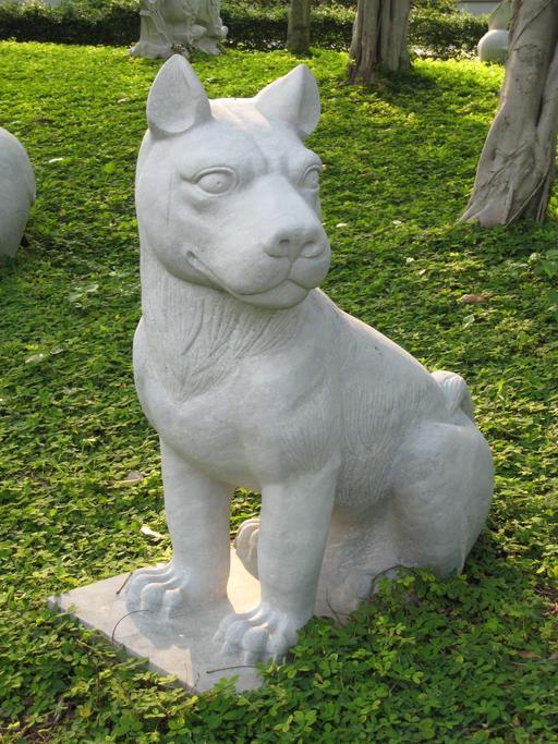 Le chien du zodiaque chinois