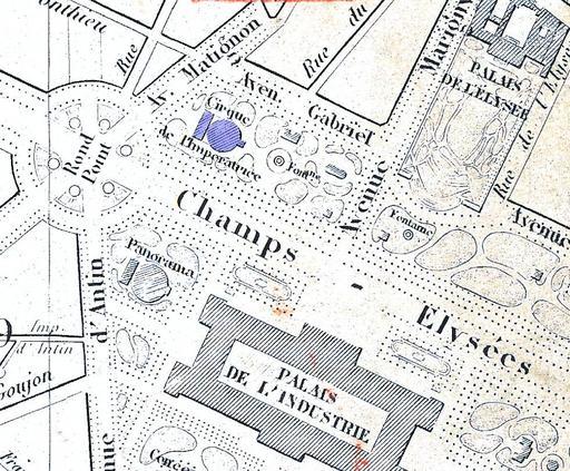 Le Cirque d'été aux Champs-Élysées
