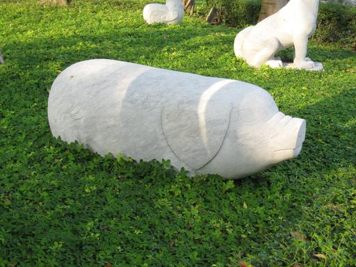 Le cochon du zodiaque chinois