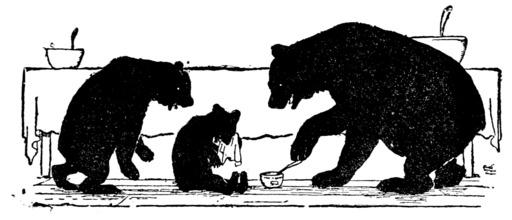 Le conte des trois ours
