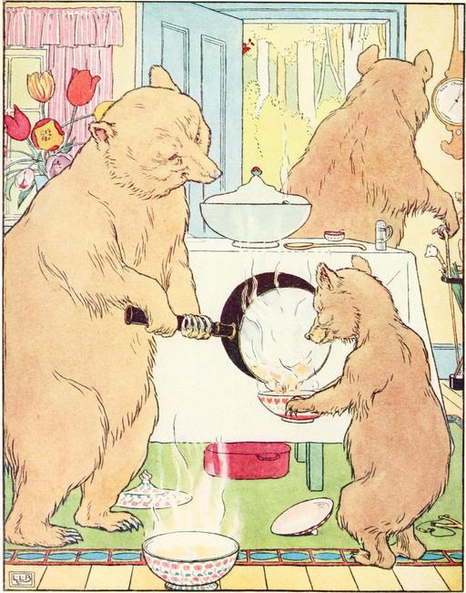 Le conte des trois ours en 1900, p. 10