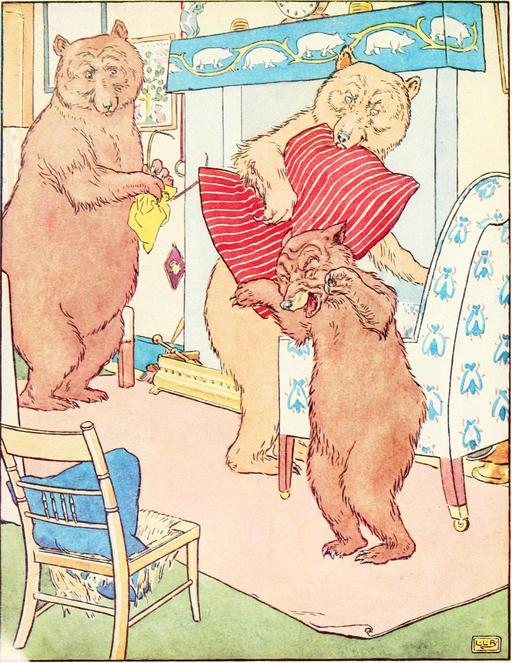Le conte des trois ours en 1900, p. 20