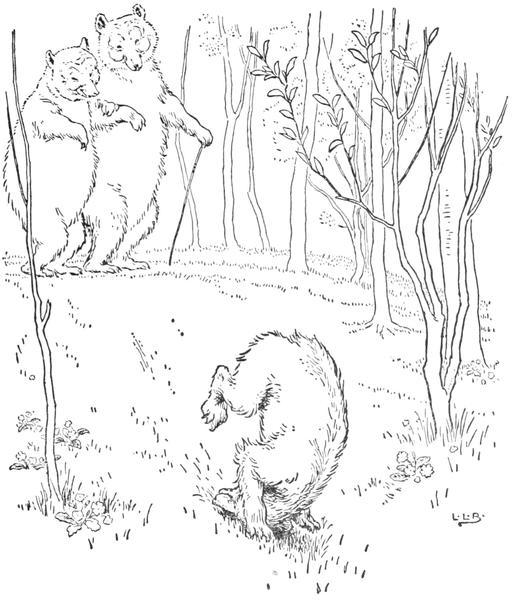 Le conte des trois ours en 1900, p. 11