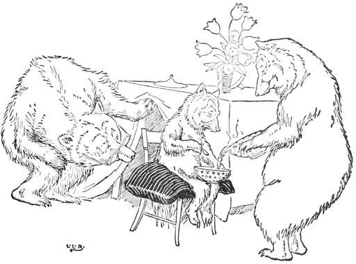 Le conte des trois ours en 1900, p.21