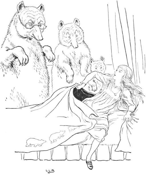 Le conte des trois ours en 1900, p. 25