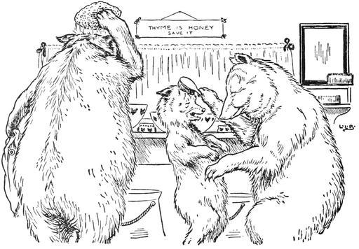 Le conte des trois ours en 1900, p. 06