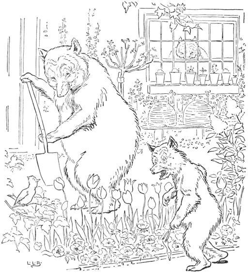 Le conte des trois ours en 1900, p. 08