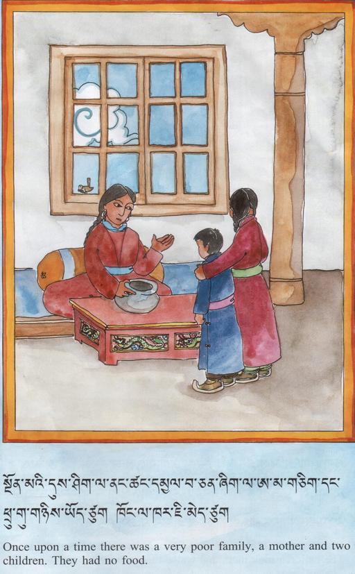 Le conte du pot magique de thukpa - 08