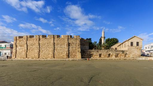 Le fort de Larnaca