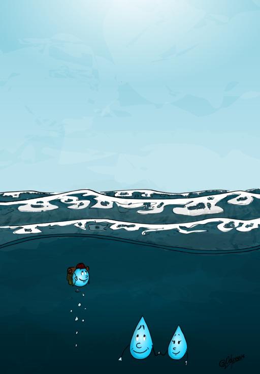 Le grand voyage de Goutte d'eau - 09