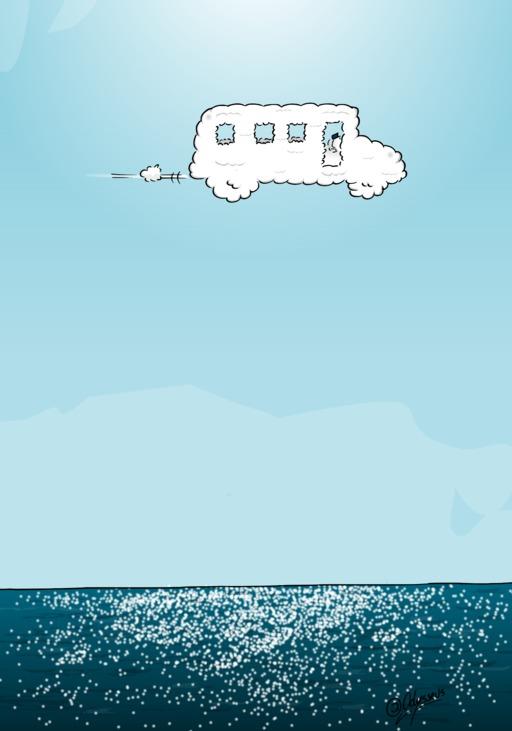 Le grand voyage de Goutte d'eau - 17