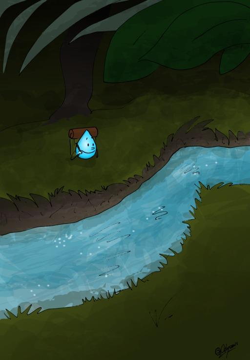 Le grand voyage de Goutte d'eau - 27