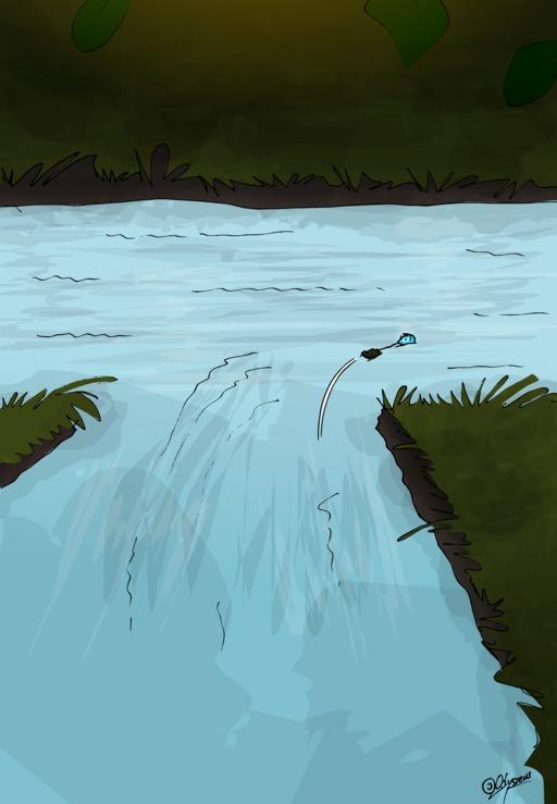 Le grand voyage de Goutte d'eau - 29