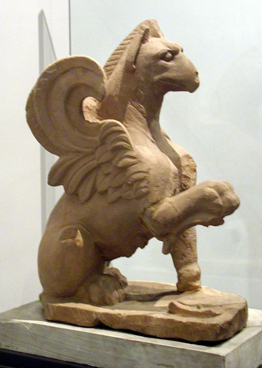 Le griffon de Saqqarah