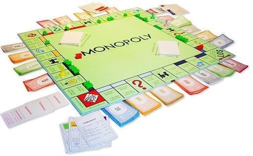 Le jeu de Monopoly