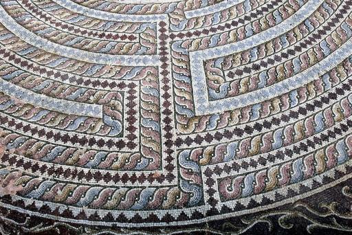 Le labyrinthe de Thésée