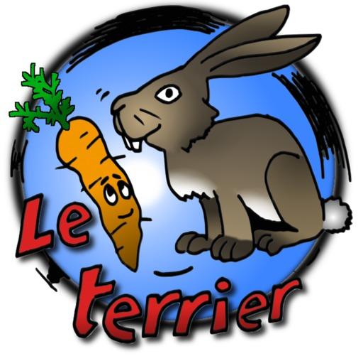 Le lapin du terrier d'Abulédu