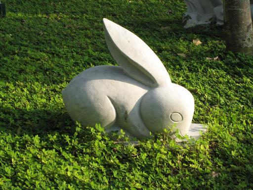 Le lapin du zodiaque chinois