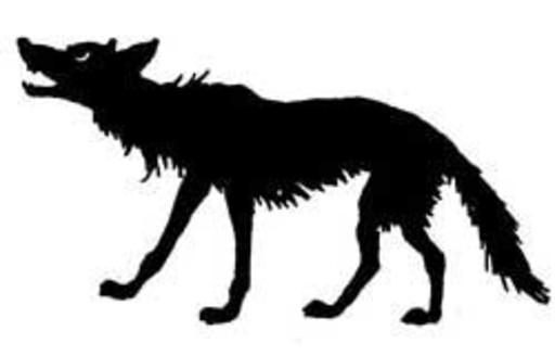 Le mouton, le loup et le cerf