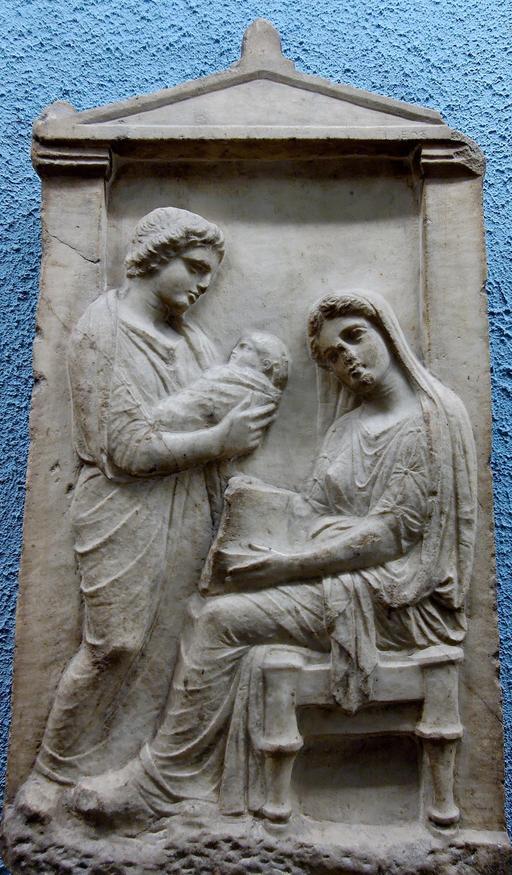 Le nouveau-né et sa nourrice