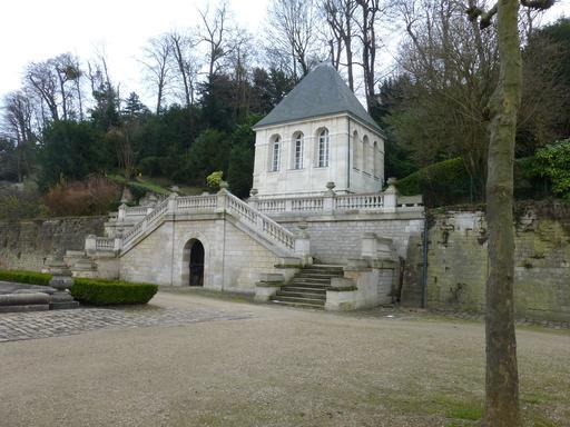 Le pavillon de Lully à Sèvres