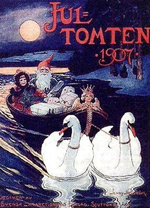 Le Père Noël en Suède