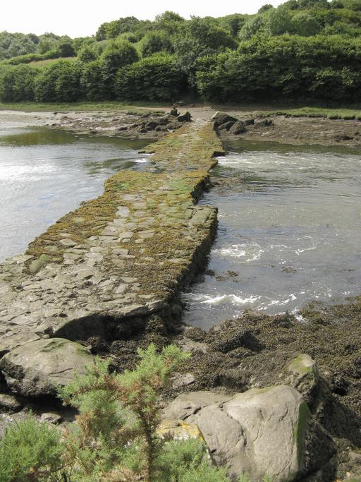 Le Pont du Diable en Bretagne
