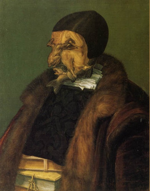 Le portrait du juriste