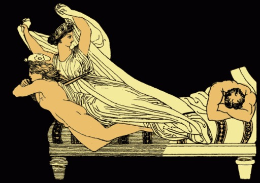 Le rêve d'Agamemnon