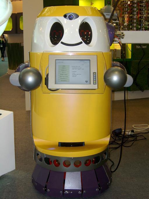 Le robot Computex